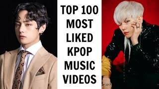 [TOP 100] MOST LIKED KPOP MUSIC VIDEOS ON YOUTUBE | February 2020