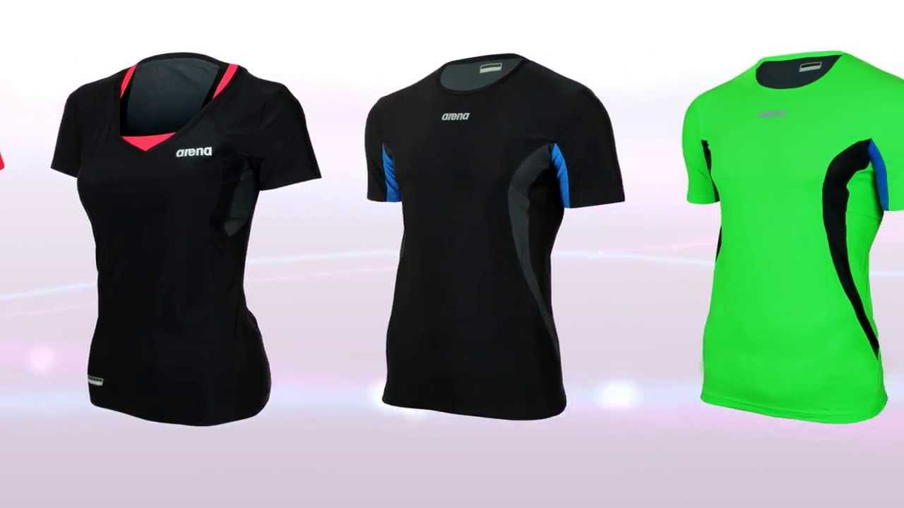 sports apparel clothing brand arena