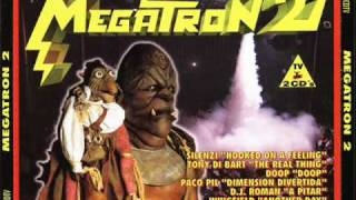 MEGATRON 2 (MIX LONG ORIGINAL) PARTE 1°