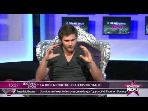 """Alexis Michalik """"Le Grand Show"""" Non Stop People"""
