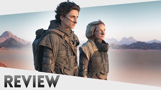 Dune (2021) - Movie Review