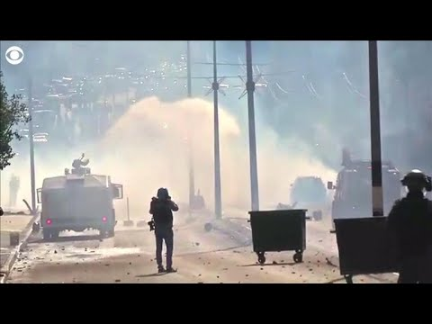 Clashes erupt in West Bank after Trump's Jerusalem move