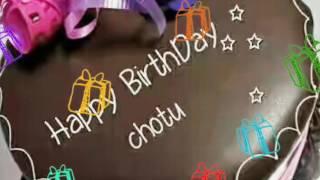 Happy Birthday Chhotu..