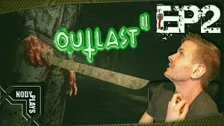 Outlast 2 - He Impregnated My WIFE!  - Full Play - Ep 2 [Xbox One]