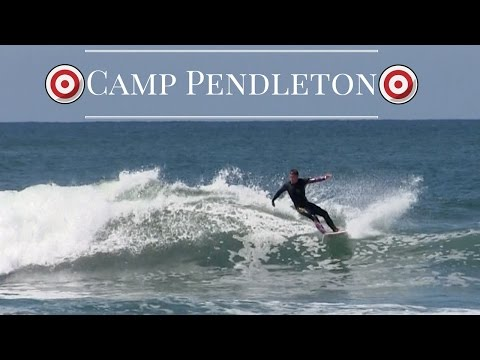 """Surfing """"Del Mar Jetty"""" // Camp Pendleton, CA - May 8, 2017"""