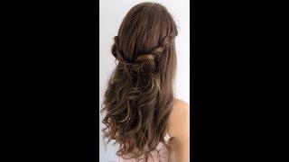 Modna fryzura na lato || Braid Hairstyle