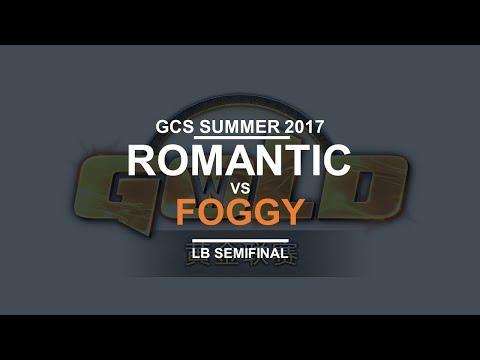 GCS:S 2017 - LB SF: [H] Romantic vs. Foggy [N]