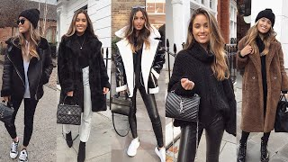 10 WINTER OUTFITS | Kate Hutchins
