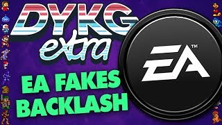 EA Staged Fake Backlash [Failed Marketing Stunts] - Did You Know Gaming? extra Feat. Greg