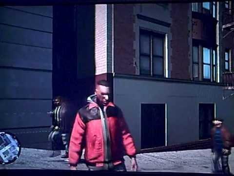 GTA IV BOGT - Train Station Police Chase
