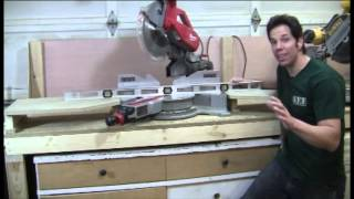 Miter Saw Stand Tips