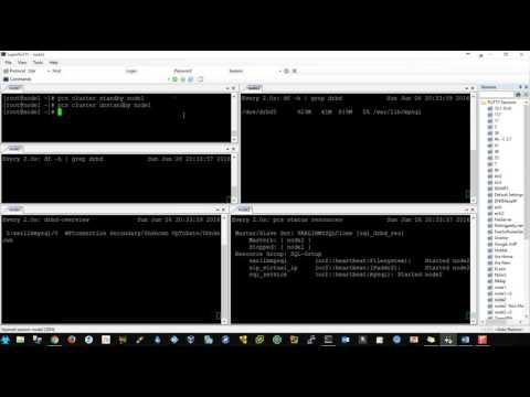 IncrediblePBX-Asterisk + PaceMaker-Corosync-DRBD - High Availbility Cluster - HA