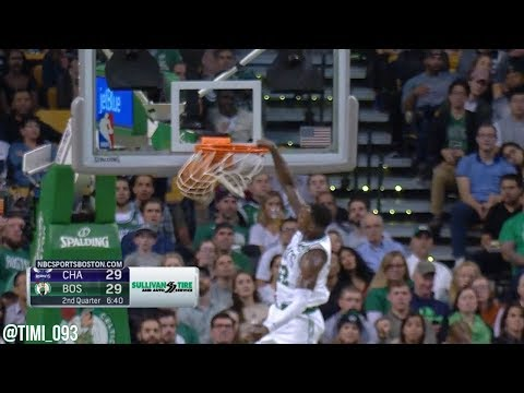 Terry Rozier FULL 2017 Preseason Highlights