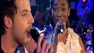 James Morrison & sabrina starke - Broken Strings live