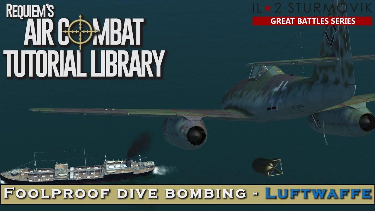 Foolproof Luftwaffe Dive bombing
