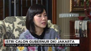 Istri Calon Gubernur DKI Jakarta Veronica Tan