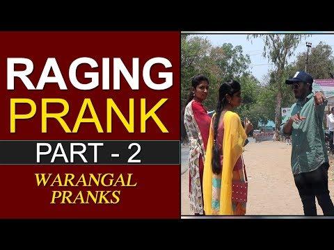 Raging Prank On Students Part - 2   Warangal Pranks 2019   Mana Dunia
