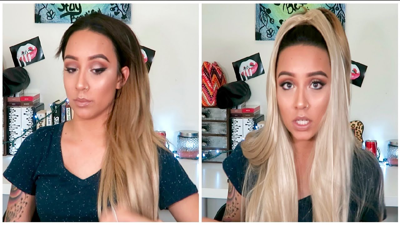 Unboxing First Impressions On Bellami Hair Extensions Jazmine