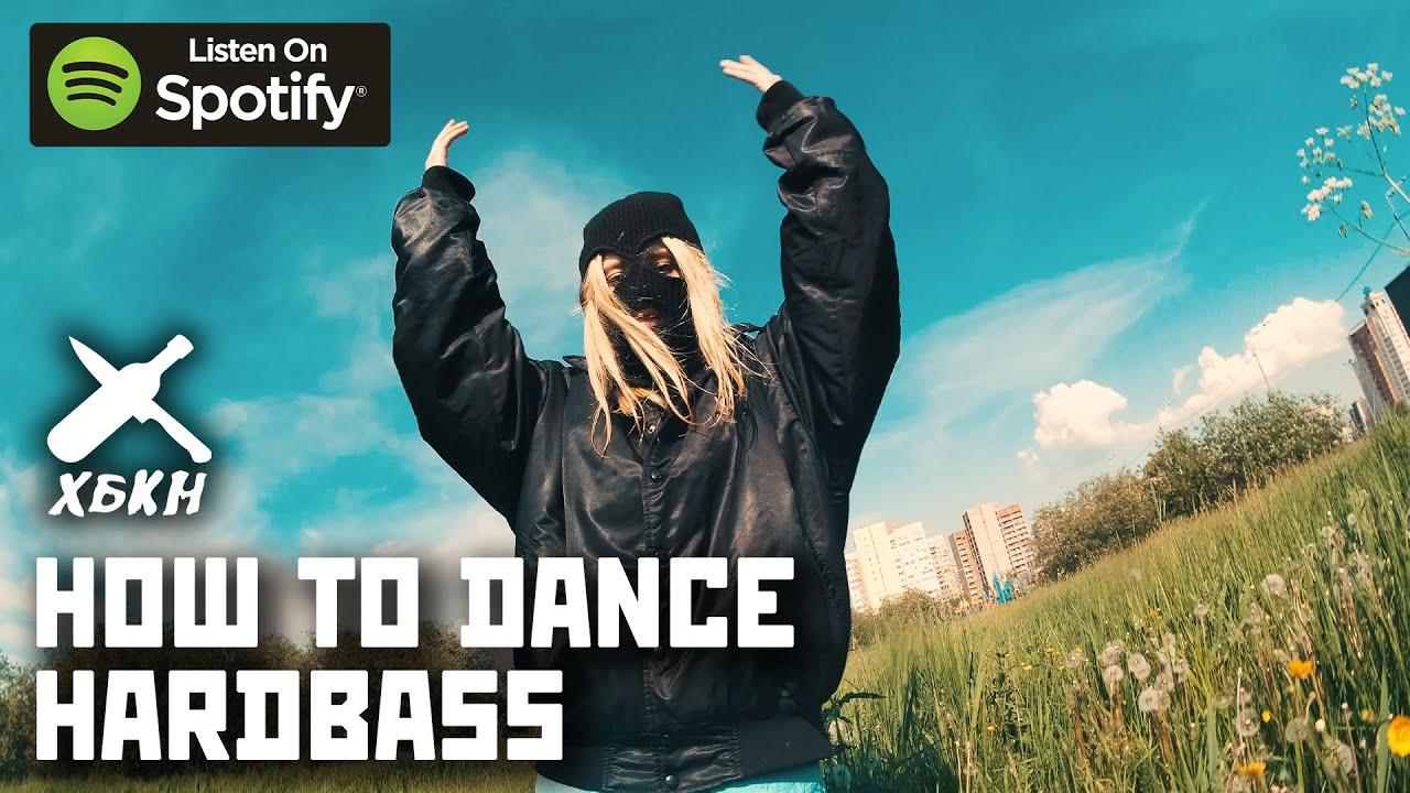 HBKN - How To Dance Hardbass - Music Video Tutorial