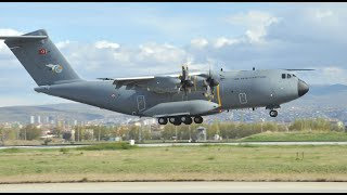 Türk Hava Kuvvetleri A400M ATLAS - Turkish Air Force A400M ATLAS
