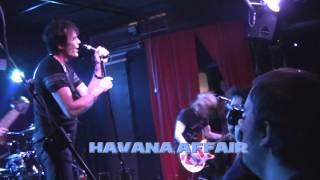 RICHIE RAMONE - Loudmouth - Havana Affair - Cretin Hop -Jailbreak-26-11-2014