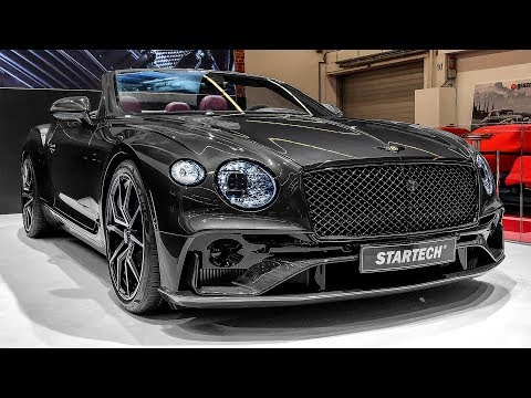 2020 Bentley Continental GTC Startech – Interior and Exterior Details