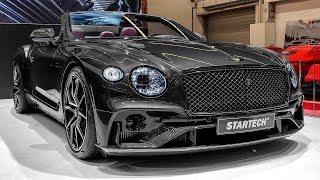 2020 Bentley Continental GTC Startech - Interior and Exterior Details