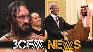 [3CFM NEWS] Neville de retour - The Rock prochain Champion... EN ARABIE SAOUDITE