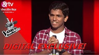 shiba prasad s special request   the voice india kids season 2   ep 5