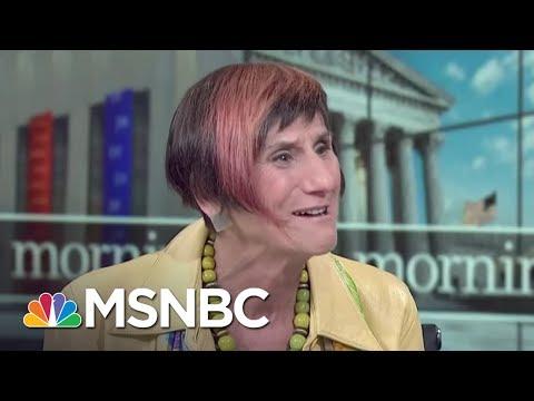 Rep. Rosa DeLauro Defends Social Safety Net In Book | Morning Joe | MSNBC