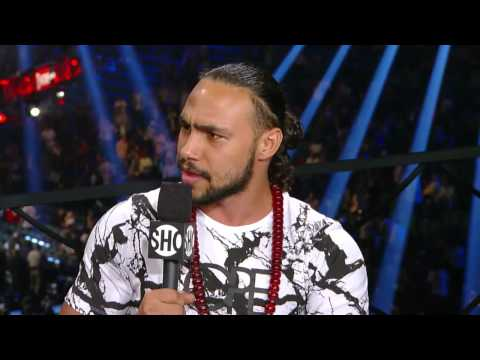 Interview: Keith Thurman and Amir Khan - Mayweather vs. Maidana 2