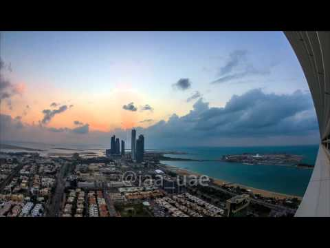 Etihad Towers Timelapse