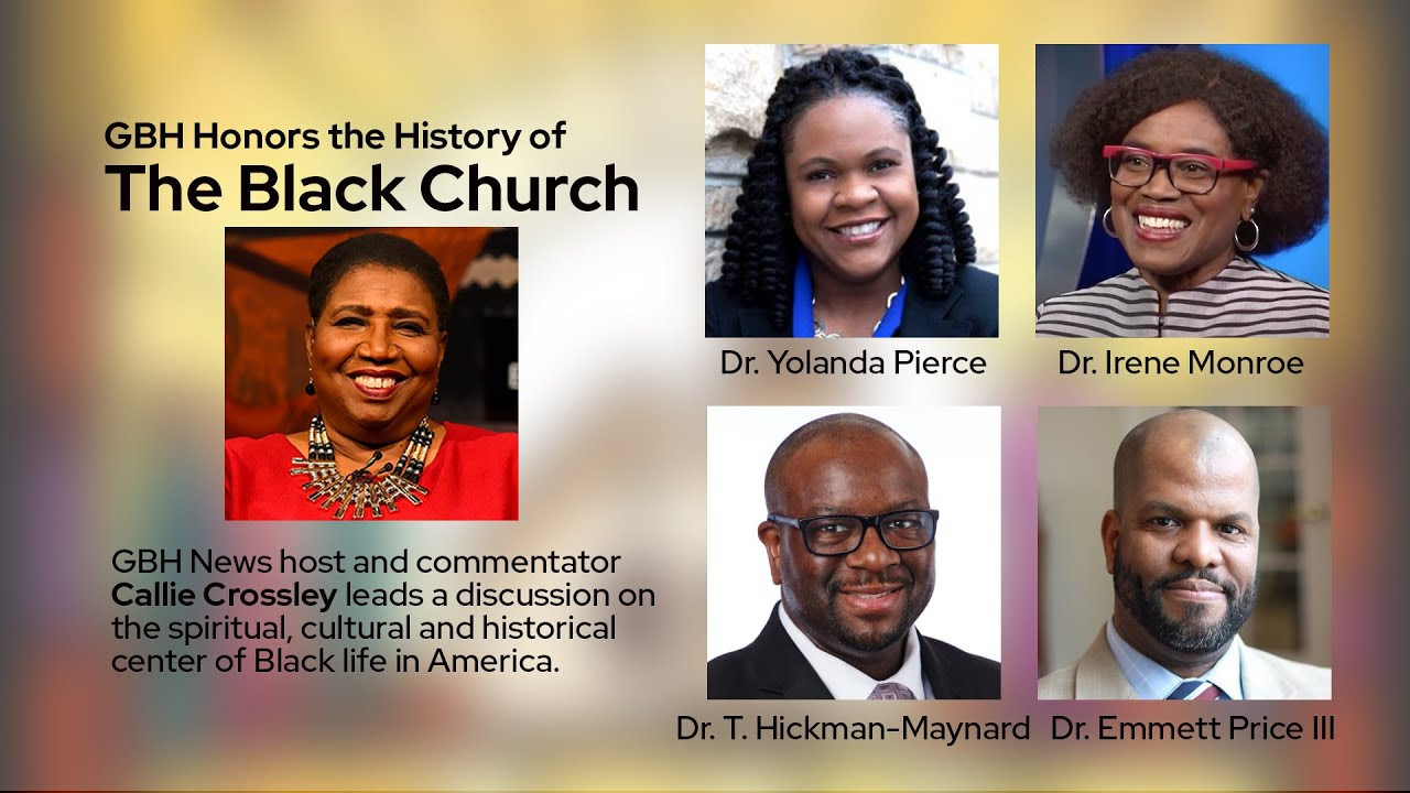 A Discussion On The History Of The Black Church