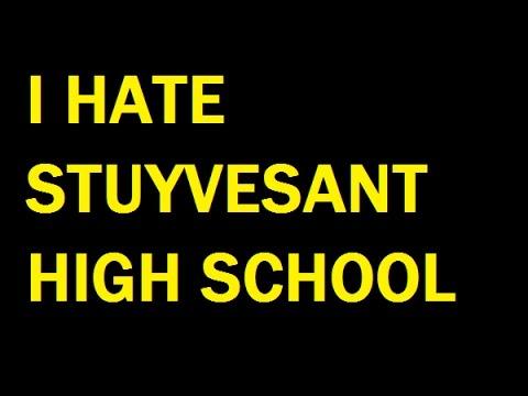Stuyvesant High School Is A LIE