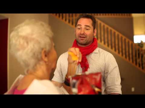 Bartering Granny Second Commercial