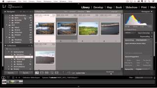 Lightroom CC -  Moving Between Lightroom and Photoshop
