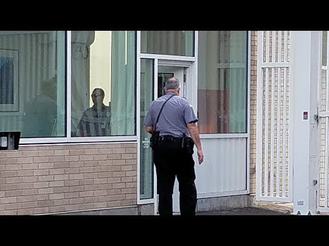 Portland ICE Detention Center 1st Amendment Audit ((Fai!l))
