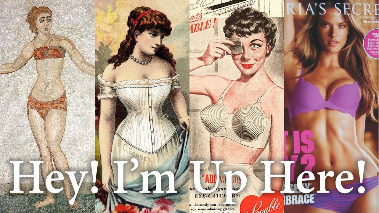 A History of Bras & Corsets