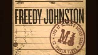 Watch Freedy Johnston Western Sky video