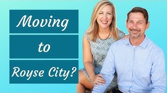 Moving to Royse City, Texas?