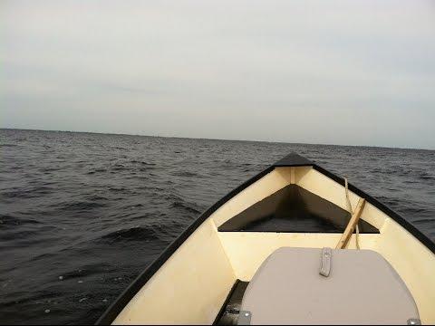 DIY Wooden Hybrid Canoe/Punt  Boat Build Video