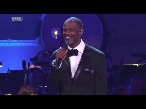 Brian McKnight performs »For the First Time« in Vienna