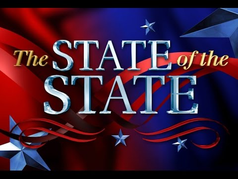 ANNUAL STATE OF THE STATE ADDRESS