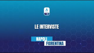 Napoli Femminile - Fiorentina 2-5 | INTERVISTE - 2^ Giornata Serie A Femminile 2020/21