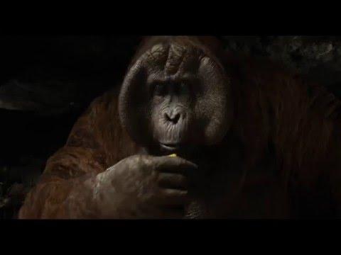 """King Louie"" Clip - Disney's The Jungle Book"