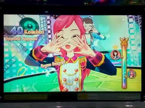 Aikatsu season 2 seri 3 kira power(bukan fashsion show) melawan seira | asell blue #9