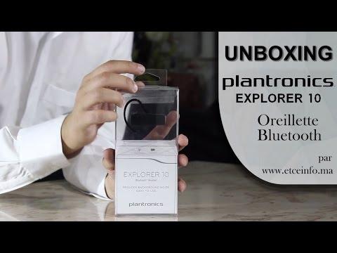 5c45a6c63ef Plantronics EXPLORER 10 Unboxing by ETCEINFO - YouTube