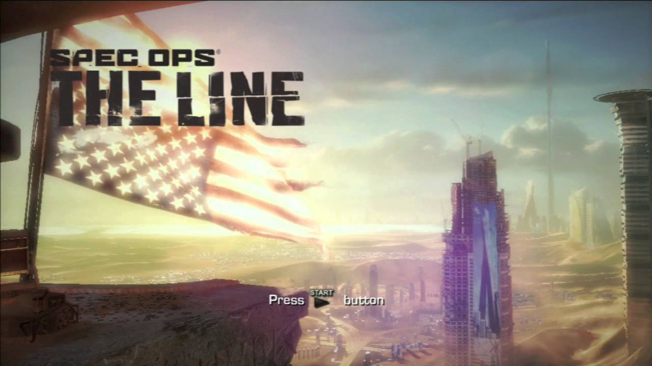 Spec ops the line boot sequence and title screen youtube for What is spec home