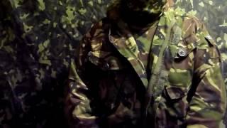 Park British Army DPM.Обзор куртка Парка армии Британии DPM (без подстежки)