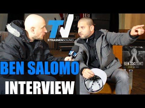 BEN SALOMO Interview: Rap Am Mittwoch, Judentum, Israel, Kaosloge, Rassismus, Album, Berlin, Hip-Hop